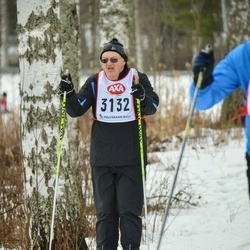 Skiing 45 km - Ulf Eriksson (3132)