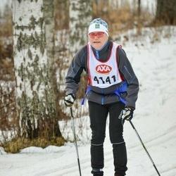 Skiing 45 km - Alex Alstersjö (4141)