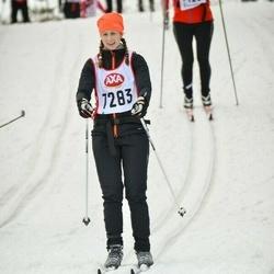 Skiing 45 km - Anneli Holmgren (7283)