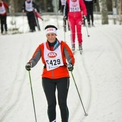 Skiing 45 km - Carina Westman (5429)