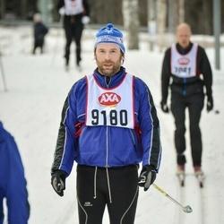Skiing 45 km - Jonas Frodin (9180)
