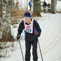 Skiing 45 km - Lennart Andersson (4153)