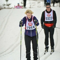 Skiing 45 km - Ulrica Wennerström (7256)