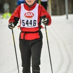 Skiing 45 km - Berit Werner-Erichsen (5446)