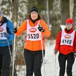 Skiing 45 km - Ann-Sofie Jansson (3320)