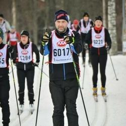 Skiing 45 km - Pär Antonsson (6017)