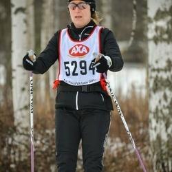 Skiing 45 km - Kristina Landås (5294)