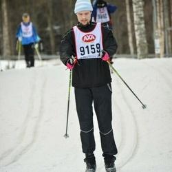 Skiing 45 km - Marcus Lindahl (9159)