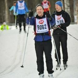 Skiing 45 km - Ingvar Pehrson (9062)