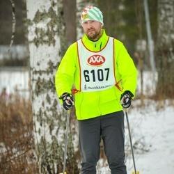 Skiing 45 km - Jan Smedberg (6107)