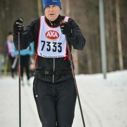 Skiing 45 km - Olle Haglund (7333)