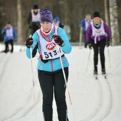 Skiing 45 km - Amelie Stodne (5134)