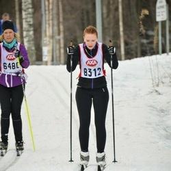 Skiing 45 km - Alexandra Koblet Olsson (8312)
