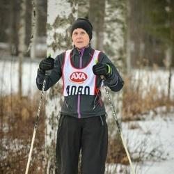 Skiing 45 km - Irene Hörberg (4080)