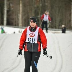 Skiing 45 km - Nina Ivers (4513)
