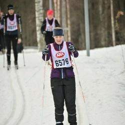 Skiing 45 km - Jonna Roos (6576)
