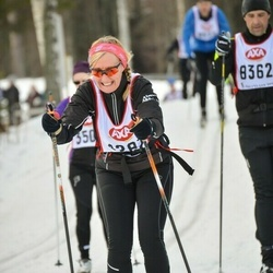 Skiing 45 km - Anna Medin (4281)