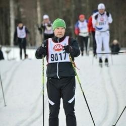 Skiing 45 km - Anders Hammar (9017)