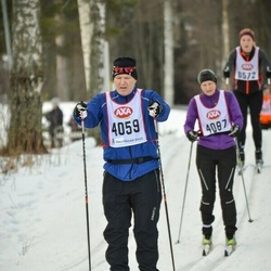 Skiing 45 km - Morgan Eriksson (4059)