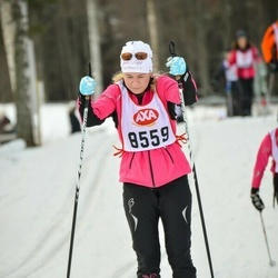 Skiing 45 km - Linda Rapp (8559)