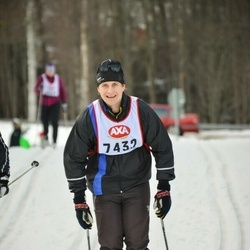 Skiing 45 km - Jimmy Horn (7432)