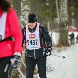 Skiing 45 km - Bengt Öberg (5487)