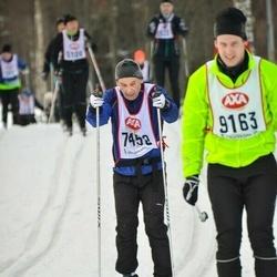 Skiing 45 km - Göran Ingebrand (7450)