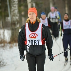 Skiing 45 km - Emma Ölund (7067)