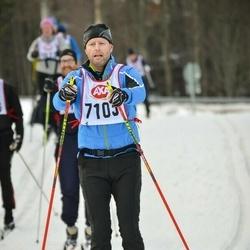 Skiing 45 km - Kenneth Pantzar (7103)