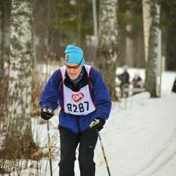 Skiing 45 km - Kjell Söderström (8287)