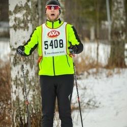 Skiing 45 km - Magnus Ahlberg (5408)