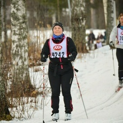 Skiing 45 km - Helena Olofsson (4242)