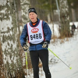 Skiing 45 km - Christer Jansson (8486)