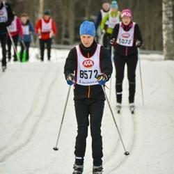 Skiing 45 km - Christopher Sundgren (8572)