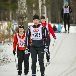 Skiing 45 km - Joacim Tegnesjö (6303)