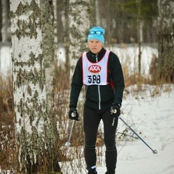 Skiing 45 km - Lennart Ågren (388)