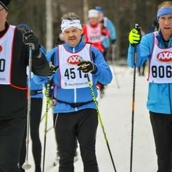 Skiing 45 km - Anders Johansson (4512)