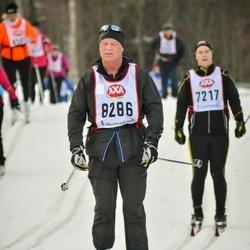 Skiing 45 km - Evelina Simonsson (8266)