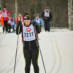 Skiing 45 km - Fredrik Kattem (7217)