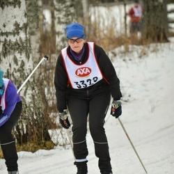 Skiing 45 km - Eva-Lena Gannedahl (3329)