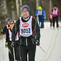 Skiing 45 km - Mathias Hovind (9052)