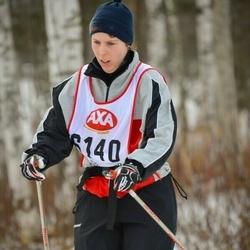 Skiing 45 km - Sara Alhbin (6140)