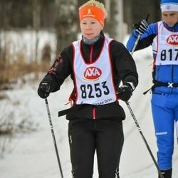 Skiing 45 km - Louise Hultberg (8253)