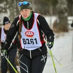 Skiing 45 km - Denise Malmström (6261)