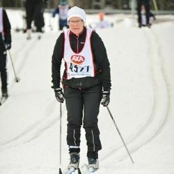 Skiing 45 km - Maj-Britt Lundahl (4327)