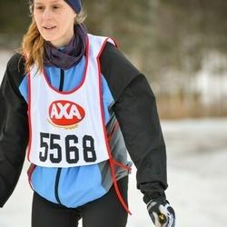 Skiing 45 km - Annika Borg (5568)