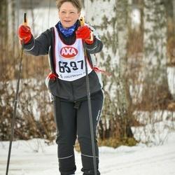 Skiing 45 km - Helle Steen Tyndall (6397)