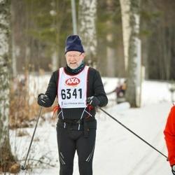 Skiing 45 km - Arne Blix (6341)