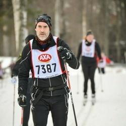 Skiing 45 km - Stefan Öhlin (7387)