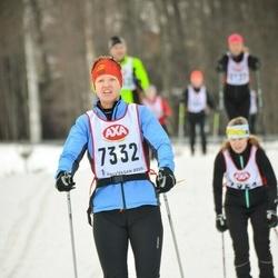 Skiing 45 km - Lovisa Bonnevier (7332)
